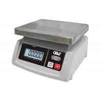 Cantar de verificare Cely PS-50, 3 kg, acumulator