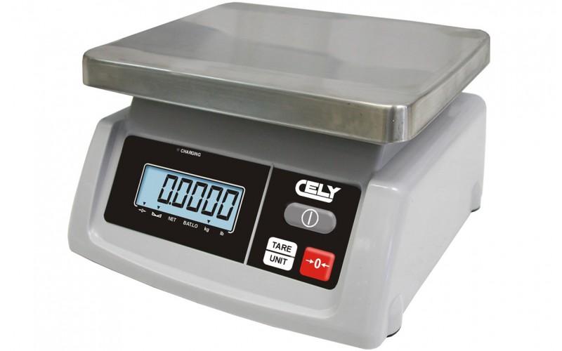 Cantar de verificare Cely PS-50, 15 kg, acumulator
