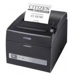Imprimanta bonuri Citizen CT-S310 II, USB, RS232, cutter
