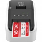 Imprimanta etichete Brother QL-800, DT, 300 DPI, USB, cutter