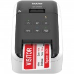 Imprimanta etichete Brother QL-810, DT, 300 DPI, USB, Wi-Fi, cutter