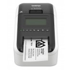 Imprimanta etichete Brother QL-820, DT, 300 DPI, USB, LAN, Bluetooth, Wi-Fi, cutter