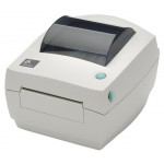 Imprimanta etichete Zebra GC420D, DT, 203 DPI, USB, serial, paralel, dispenser