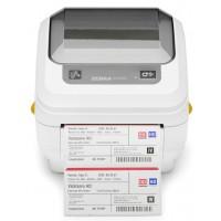 Imprimanta etichete Zebra GK420D-HC, DT, 203 DPI, USB, serial, paralel
