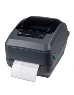 Imprimanta etichete Zebra GK420T, TT, 203 DPI, USB, serial, paralel