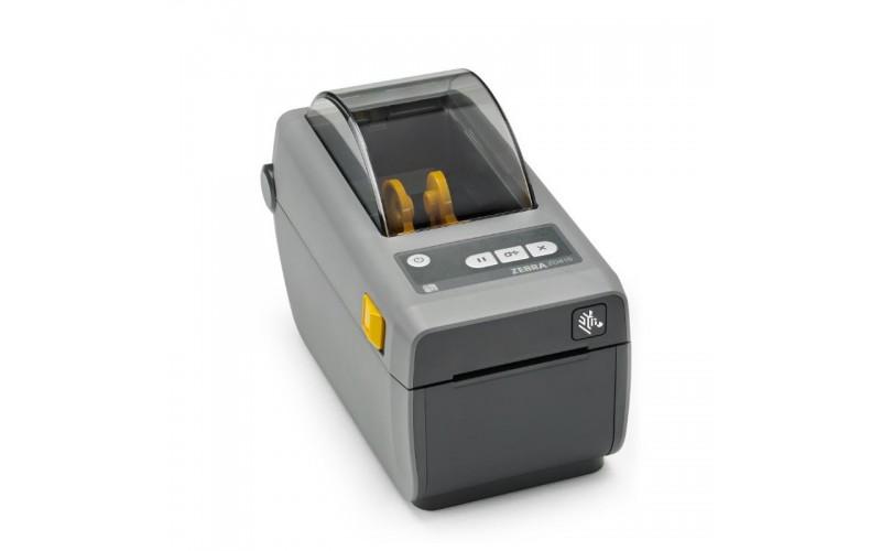 Imprimanta etichete Zebra ZD410, DT, 203 DPI, USB, USB Host, Bluetooth