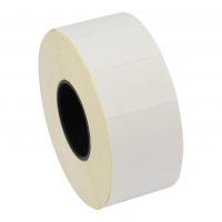 Rola etichete de pret dreptunghice, 26 x 16 mm, albe, 1000 et./rola