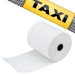 Rola de hartie TERMICA taxi Carat Express 57 mm x 25 M