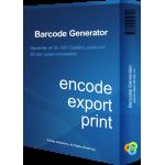Barcode Generator - software pentru crearea si tiparirea de coduri de bare