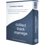 Inventory Collector - Software de inventariere pentru cititoare de coduri de bare
