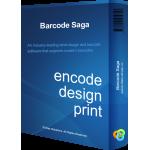 Barcode Saga - Software pentru tiparirea codurilor de bare din Saga