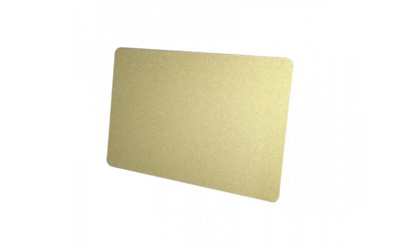 Card PVC Gold CR80