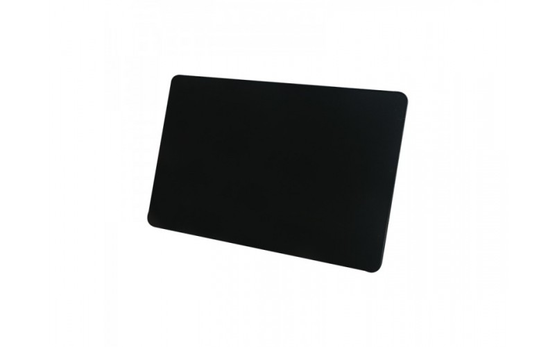 Card PVC Negru CR80