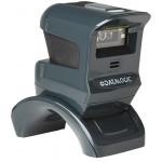 Cititor coduri de bare 2D Datalogic Gryphon GPS4421, USB, suport, negru