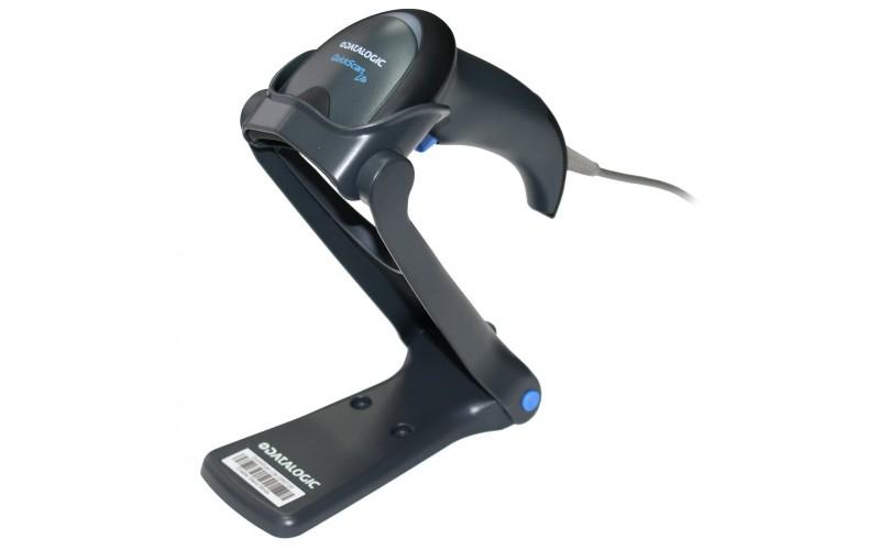 Cititor coduri de bare 1D Datalogic QuickScan Lite QW2120, USB, stand