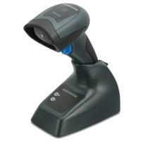 Cititor coduri de bare 1D Datalogic QuickScan QM2131, Radio, USB, negru, kit