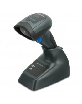 Cititor coduri de bare 1D Datalogic QuickScan QBT2131, Bluetooth, USB, negru, kit