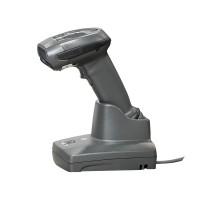 Cititor coduri de bare 1D Zebra LI4278, Bluetooth, USB, cradle prezentare, negru