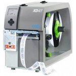 Imprimanta etichete CAB XDT4, TT, dual side, 300 DPI, USB, USB Host, serial, LAN