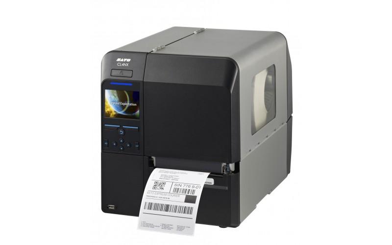 Imprimanta etichete Sato CL4NX, TT, 203 DPI, USB, USB Host, serial, paralel, LAN, Bluetooth