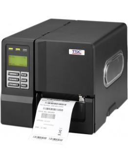 Imprimanta etichete TSC ME240, TT, 203 DPI, USB, serial, LAN, LCD