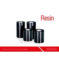 Ribon DXR50 110mm x 450M, negru, OUT