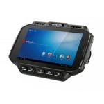 Terminal portabil Unitech WD100, 4G, GMS, Android, cam. foto