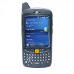 Terminal portabil 2D Zebra MC67, SR, 4G, Windows EH 6.5, QWERTY, camera foto, bat. ext.